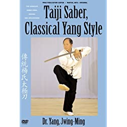 Taiji Saber (YMAA Tai Chi)