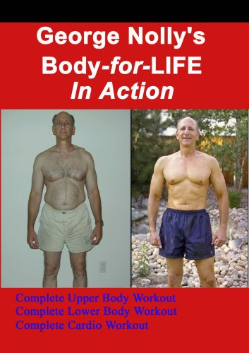 George Nolly's Body-for-LIFE In Action