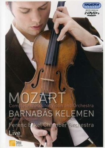 Mozart: Complete Works for Violin & Orchestra
