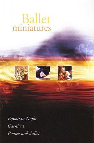 Arensky/Schumann/Tchaikovsky: Ballet Miniatures