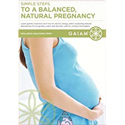 Simple Steps to a Balanced, Natural Pregnancy