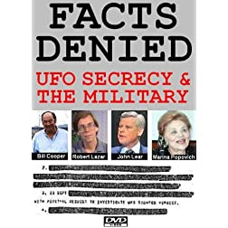 Facts Denied: UFO Secrecy & The Military