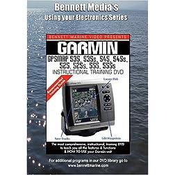 GARMIN GPSMAP 535, 535s (U.S. Inland), 545, 545s (U.S. Offshore), 525, 525s, 555, 555s (World W)