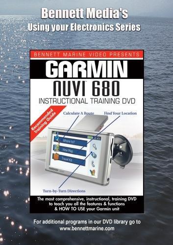 GARMIN NUVI 680
