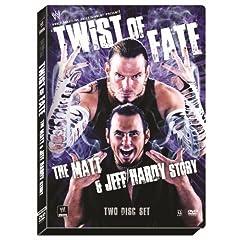 WWE - Twist of Fate: The Matt and Jeff Hardy Story
