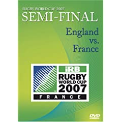 Rugby World Cup Semi Final - England v France
