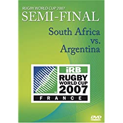 Rugby World Cup 2007 Semi Final - South Africa v Argentina