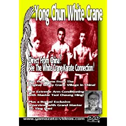Yong Chun White Crane