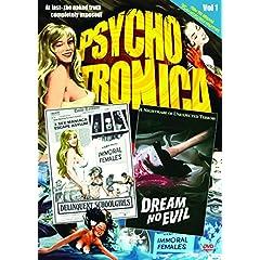 Psychotronica, Vol. 1: Delinquent Schoolgirls/Dream No Evil