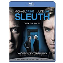 Sleuth [Blu-ray]