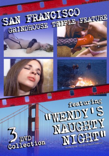 Wendy's Naughty Night Grindhouse Triple Feature