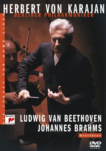 Beethoven & Brahms: Overtures