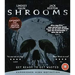 Shrooms [Blu-ray]