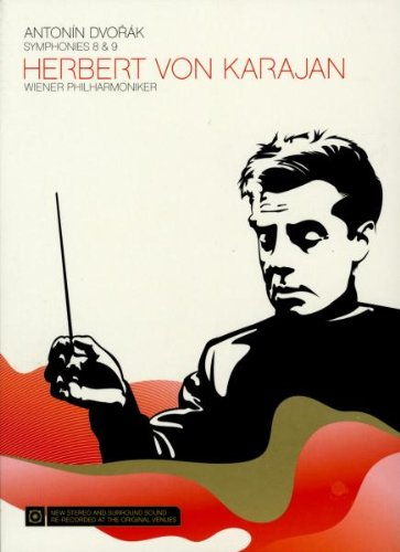 Dvorak: Symphonies Nos. 8 & 9