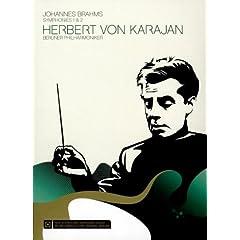 Herbert Von Karajan: Brahms - Symphonies Nos. 1 - 2