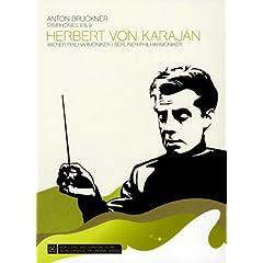 Herbert Von Karajan: Bruckner - Symphonies No. 8