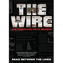 The Wire - The Complete Fifth Season