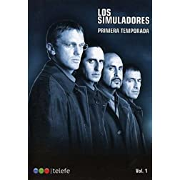 Vol. 1-Los Simuladores-Primera Temporada