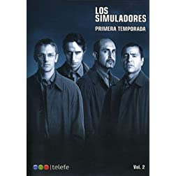 Vol. 2-Los Simuladores-Primera Temporada