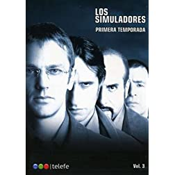 Vol. 3-Los Simuladores-Primera Temporada