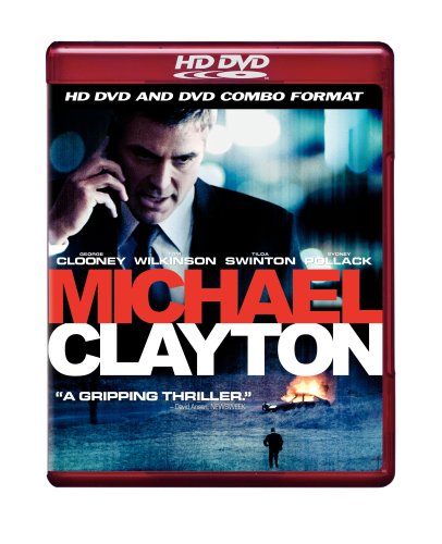 Michael Clayton (Combo HD DVD and Standard DVD) [HD DVD]