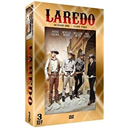 Best of Laredo: Season 1, Part 2
