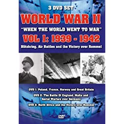 World War II: When the World Went to War, Vol. 1 1939-1942