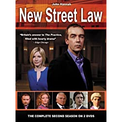 New Street Law - The Complete Second Season