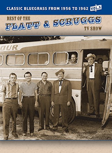 Flatt & Scruggs TV Show - Vol. 5