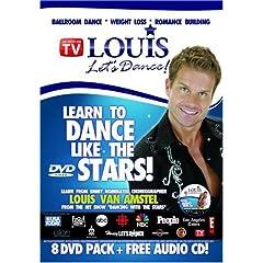 Louis Let's Dance - 8 DVD's + Bonus CD