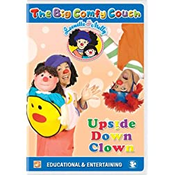 Big Comfy Couch: Upside Down Clown (Vol. 5)
