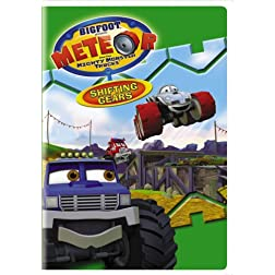 Bigfoot Presents Meteor & the Mighty Monster Truck - Vol. 3
