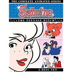 Sabrina the Teenage Witch - The Complete Animated Series