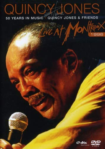 Quincy Jones: 50 Years in Music - Live at Montreux 1996