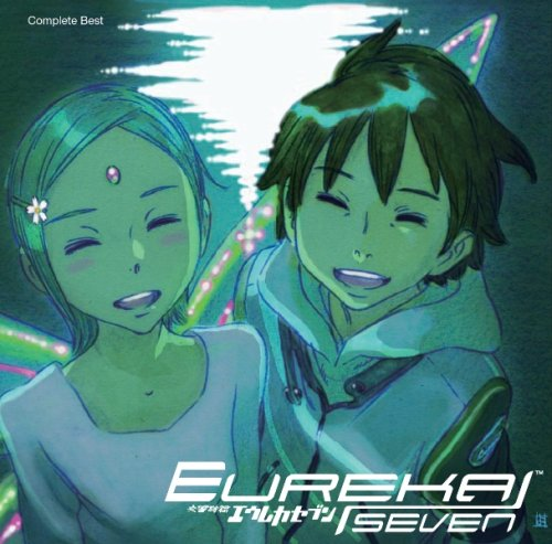 Eureka Seven Music DVD w/Bonus CD