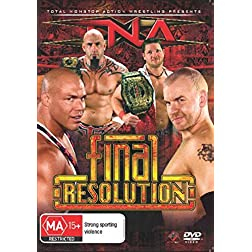 TNA Wrestling: Final Resolution 2008
