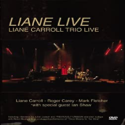 Liane Live-Liane Carroll Trio Live