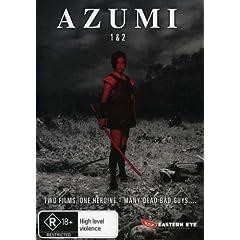 Azumi Box Set (2 DVD)
