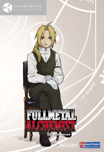 Fullmetal Alchemist , Volume 13: Brotherhood (Viridian Collection)
