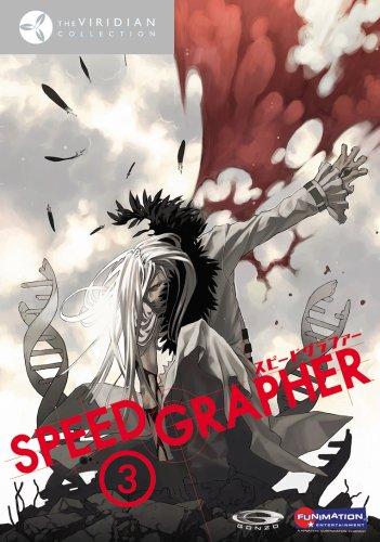 Speed Grapher, Vol. 3 - Three (Viridian Collection)