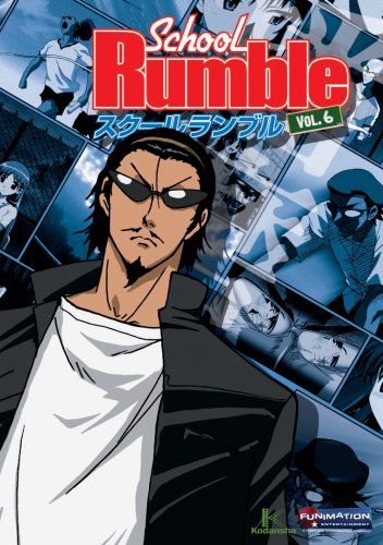 School Rumble, Vol. 6