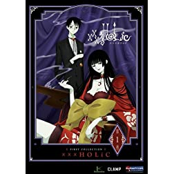 xxxHOLiC: First Collection