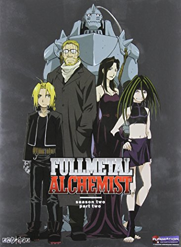 Fullmetal Alchemist - Season 2, Part 2 Box Set