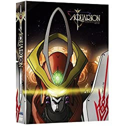 Aquarion: Season 1, Part 1