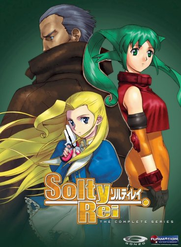 Solty Rei: Box Set