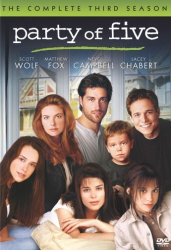 Party of Five - The Complete Third Season
