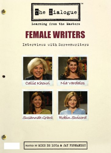 The Dialogue - Female Writers