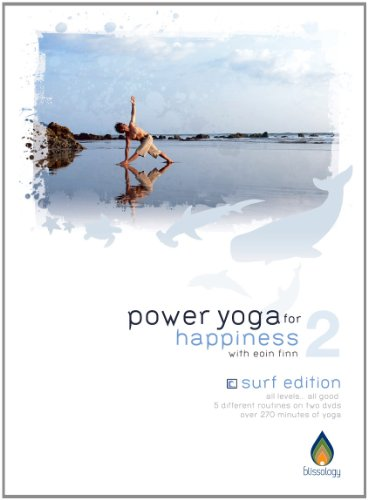 Power Yoga for Happiness 2, the surf edition