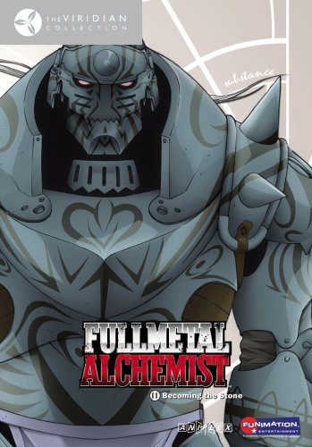 Fullmetal Alchemist , Volume 11: Becoming The Stone (The Viridian Collection)