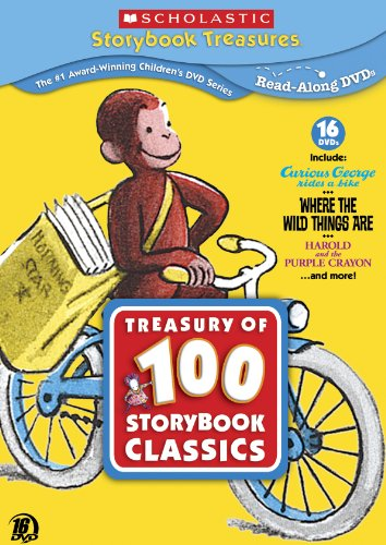 Scholastic Treasury of 100 Storybook Classics (Scholastic Video Collection)